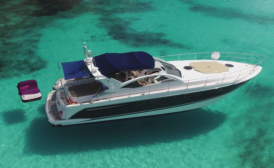Alquiler de Barcos en Menorca - Fairline Targa 52 Nila
